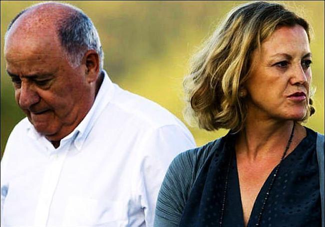Amancio Ortega Gaona ve Flora Perez Marcote - 71 milyar dolar  İspanyol iş adamı ve eşinin serveti, bugün Avrupa'nın en büyük servetlerinden biri halini almış durumda. Gaona, Avrupa'nın en zengin adamı olma yoluna ise 1975 yılında Zara markasının kuruluşundan sonra girmiş.