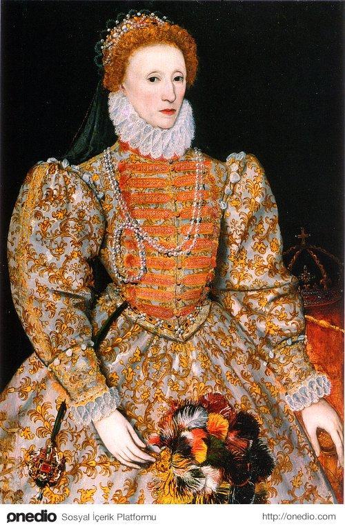 Yıkanmanın pek popüler olmadığı tarihte Kraliçe I. Elizabeth ayda bir, ihtiyacı olsa da olmasa da yıkandığını gururla söylerdi.