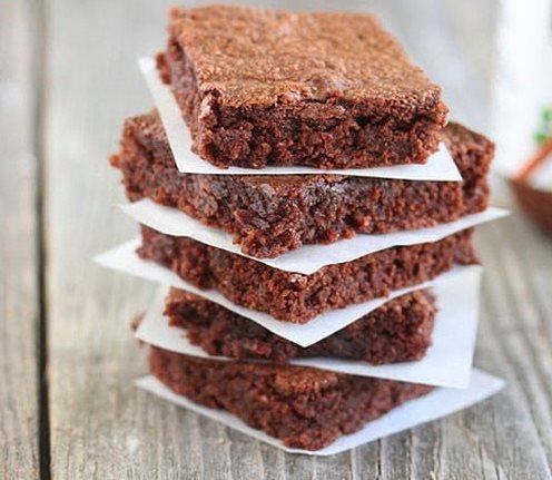 Kakaolu Fındık Kreması + Un + Yumurta = Şipşak Brownie  1+1/4 su bardağı kakaolu fındık kreması 2 yumurta 1/2 su bardağı un  Bütün malzemeleri karıştırın 175 derecede 15 dakika pişirin.