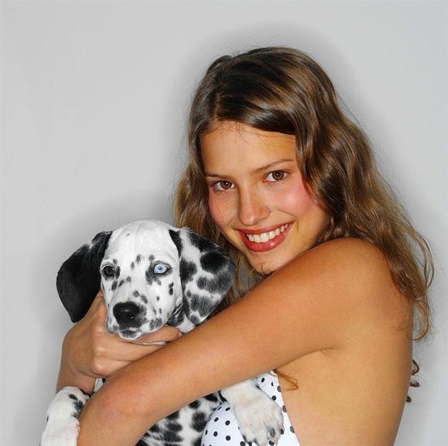 Köpeği olan kadınlar nedendir bilinmez ama genellikle güzeldirler.