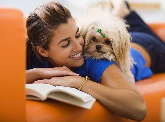 Köpeği olan kadınlar dışarıdan bakıldığında entelektüel olarak görünmeyebilir. Ancak asla boş insanlar değillerdir. Çok okurlar, çok gezerler. Adeta bilgi küpüdürler.