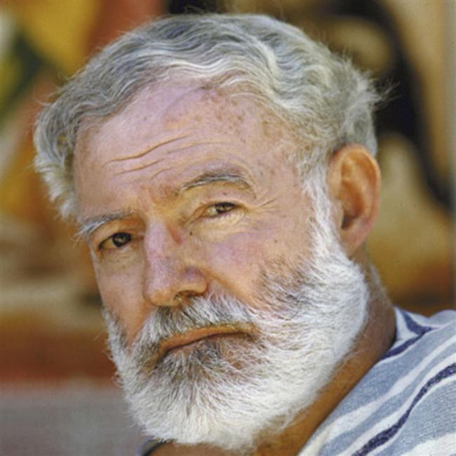 Yaşlı Adam ve Evlilik; Ernest Hemingway.  Ernest Hemingway 4 kez evlendi.