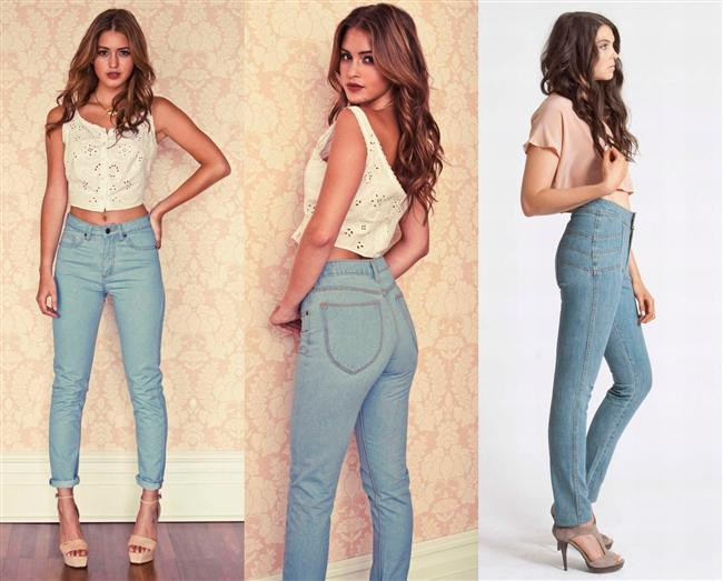 Yüksek belli etek ve pantolonlar belinizi ince gösterir. Özellikle yüksek belli kumaş ve jean pantolonlar…