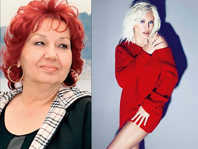 Güven Hokna & Ajda Pekkan 69 yaşında
