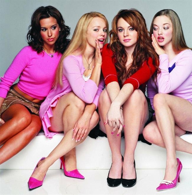 """13. """"Sempatik"""" kelimesinin cuk diye oturduğu kadınlardır."""