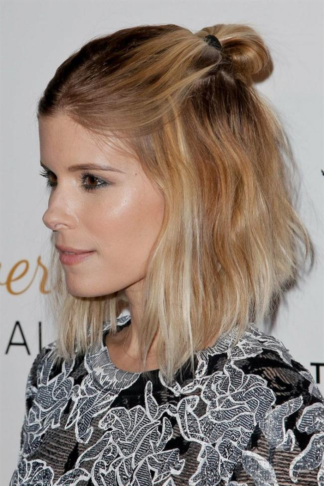4. Saçınızdaki renk değişimlerinin güzelliğine güzellik katıyor.