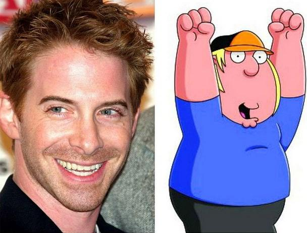 "Seth Green - Chris Griffin ""Family Guy"""