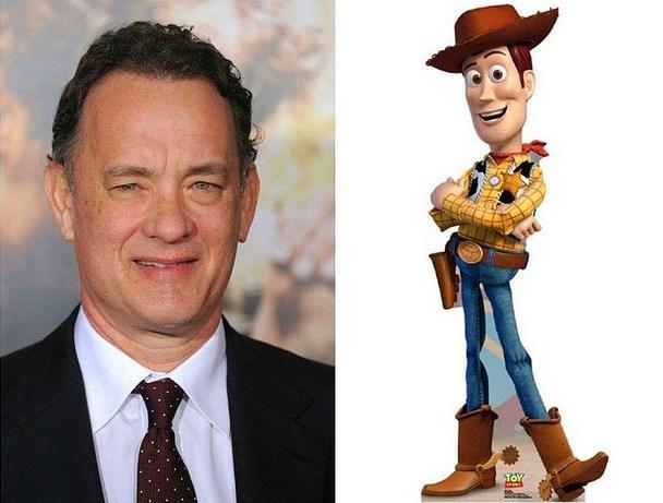"Tom Hanks - Woody ""Toy Story"""