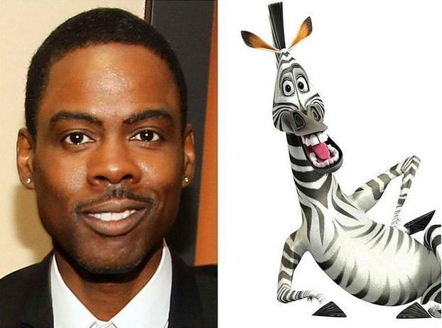 "Chris Rock-Marty ""Madagascar"""