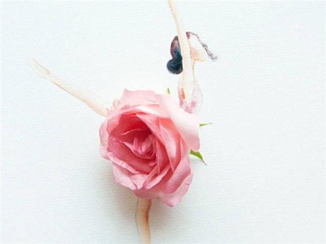 Çiçeklerle Hayat Bulan Tasarımlar - 8