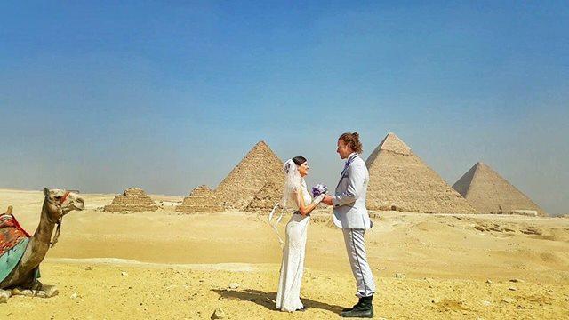 Bu Çift 38 Yerde Evlendi! - 6