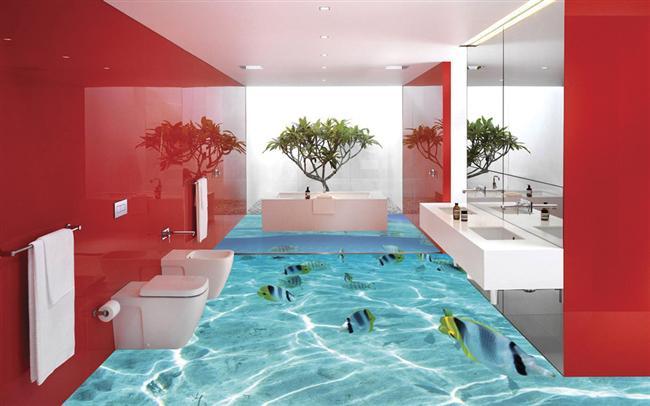 Günün tüm yorgunluğundan arınmak için şık ve kullanışlı banyolar tercih ederiz. Şık banyolara sahip olurken sıra dışı parçalarda kullanabilirisiniz. İşte o dekorasyonlar...