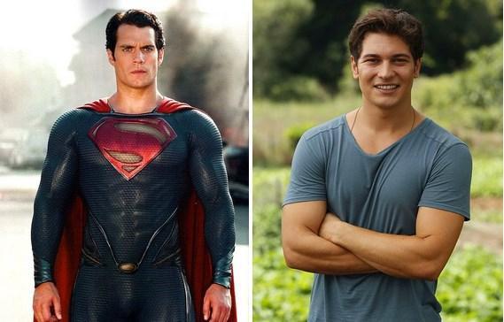 Superman(Clark Kent) / Çağatay Ulusoy