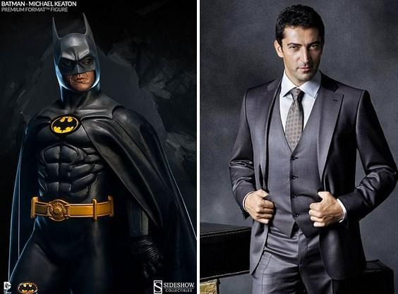 Batman(Bruce Wayne) / Kenan İmirzalıoğlu