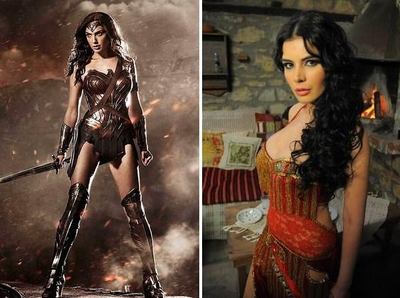 Wonder Woman / Hatice Şendil