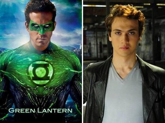 Yeşil Fener(Hal Jordan) / Aras Bulut İynemli