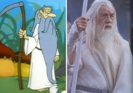 Zaman Baba - Gandalf