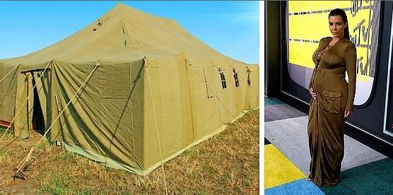 14. Asker Çadırı
