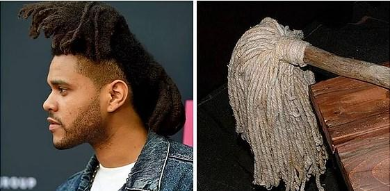 21. The Weeknd'in Saçı - Paspas