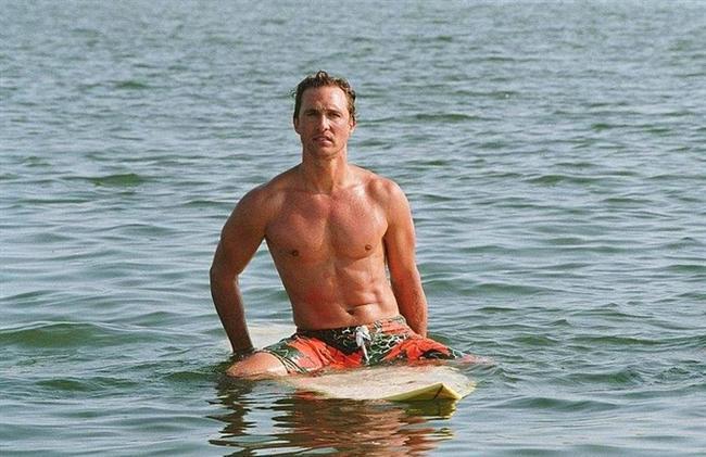 Matthew McConaughey  'Dallas Buyer's Club' adlı filmdeki performansıyla, çıta atlayan başarılı oyuncunun, en beğenilen yeri de karın kaslarıymış.