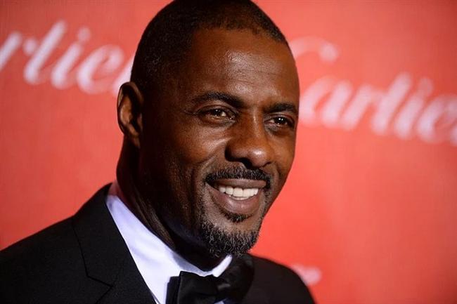 Idris Elba  Belki şaşıracaksınız ama İngiliz oyuncuyla ilgili en dikkat çeken kısım da dudaklarıymış.