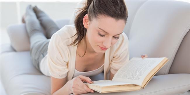 12. Kimse seni rahatsız etmeden, sessiz sakin evinde kitap okuyabilirsin.