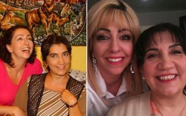 90'ların unutulmaz dizisi Sıdıka'da anne kızı canlandıran Füsun Demirel ve Hasibe Eren'in Yalan Dünya'da yeniden anne kız rolüyle buluşuyorlar.
