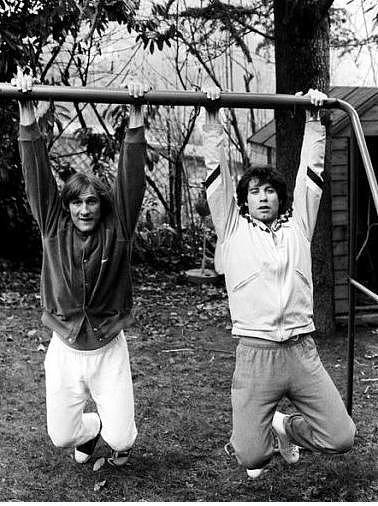 Gerard Depardieu ve John Travolta
