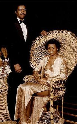 Obama ve Eşi