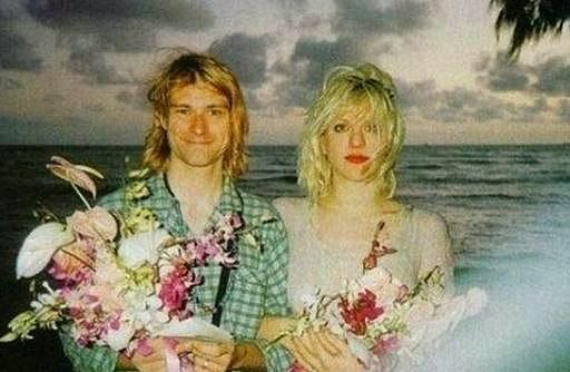 Kurt Cobain ve Courtney Love