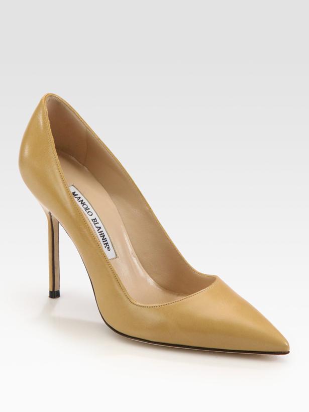 İkinci el Manolo Blahnik marka ayakkabılar için tıklayın!