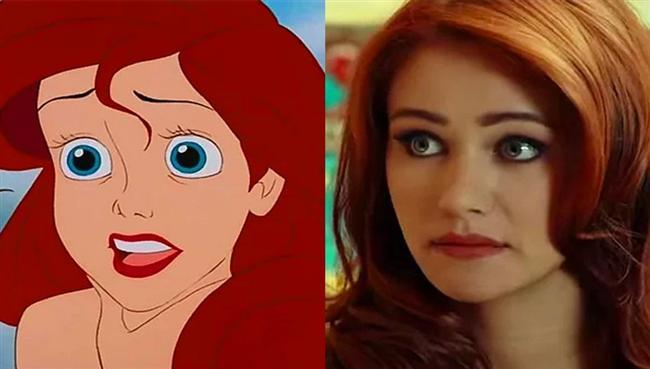 Küçük Deniz Kızı Ariel / Damla Aslanalp