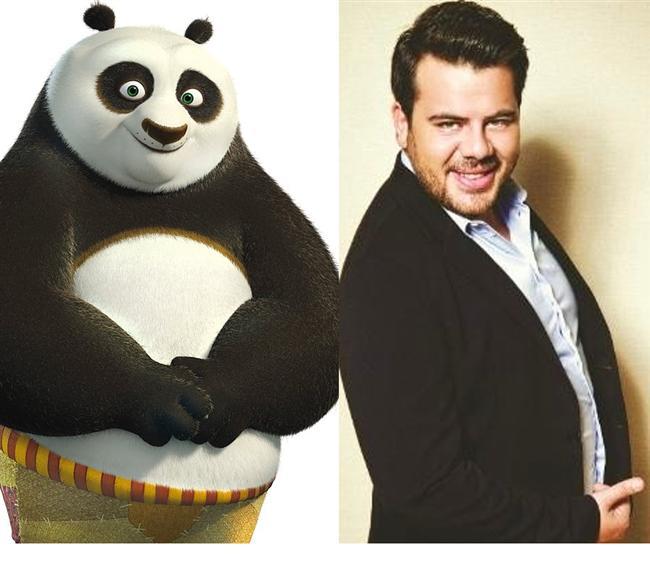 Kung Fu Panda'nın 'Po'su / Eser Yenenler