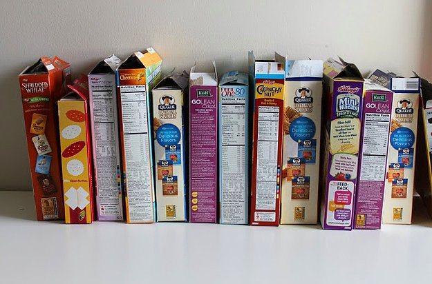 Bayatlamaması için kahvaltılık gevreklerinizi buzdolabında saklayabilirsiniz.  Çeşit çeşit gevrek bulunduranlar için kesinlikle uygulanması gereken bir yöntem.
