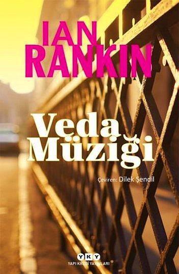 """""""Veda Müziği"""", Ian Rankin  Yayıncı: YKY   Tür: Roman/Polisiye   İskoç polisiye yazarlarının en önemlilerinden biri olarak gösterilen Ian Rankin, son romanı """"Veda Müziği""""nde polisiye roman tarihinin baştan çıkarıcı karakterlerinden birinin kariyerine son veriyor.  Daha önce """"Başkasının Mezarı"""" ve """"Ölüleri Anmak"""" adlı kitaplarıyla karşımıza çıkan Ian Rankin, bir kez daha Türkiye okuruyla buluşuyor. Rankin bu romanında, Müfettiş Rebus'ı son kez sahneye çıkarıyor.  Rebus'ın emekli olmadan önce aldığı son dava yine Edinburgh'da geçiyor ve polisiye ile siyasî gerilimi buluşturuyor. Bir Rus şairin öldürülmesiyle başlayan süreç siyasetin ve yeraltı dünyasının karmaşık labirentlerinde ilerliyor."""
