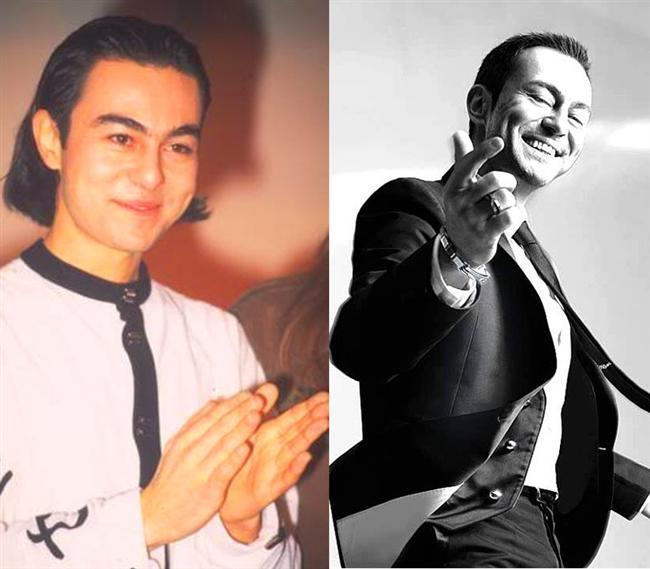 Serdar Ortaç  İmajı değişse de dans hareketleri hiç değişmeyecek tek şarkıcımız.