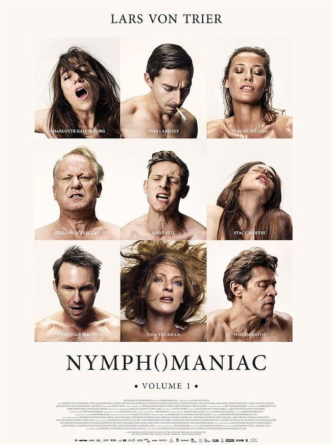 Nymph()maniac (2. afişi)