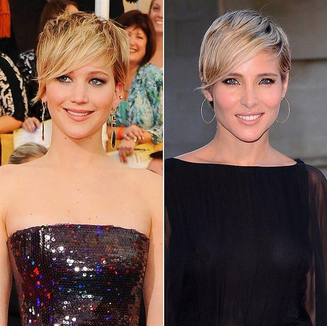 Jennifer Lawrence ve Elsa Pataky