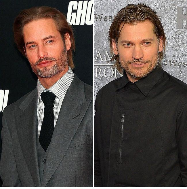 Josh Holloway ve Nikolaj Coster-Waldau