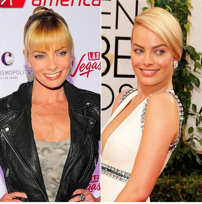 Jaime Pressly ve Margot Robbie