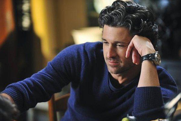 Patrick Dempsey, Grey's Anatomy – 350.000$