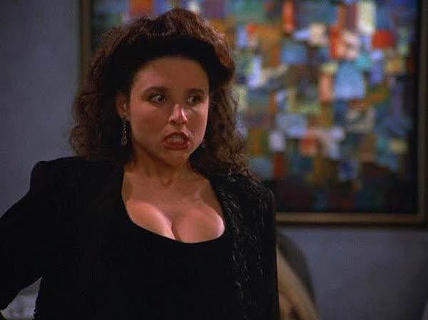 Julia Louis-Dreyfus Seinfeld – 600.000$