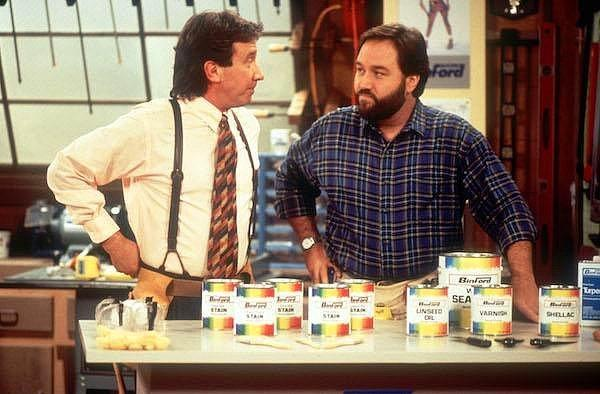 Tim Allen, Home Improvement – 1,25 milyon $