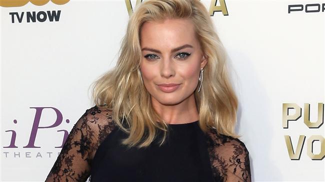En seksi gözler:   Margot Robbie