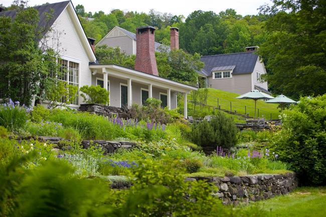 SÜPER LÜKS SÜİTLER   The Aviary, Twin Farms (Barnard, Vermont), Vera Wang Suite