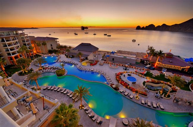 Casa Lisa (Los Cabos, Meksika), Royal Penthouse Suite Kihng George II Hotel (Ütina)