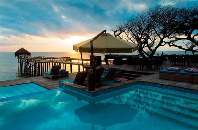 Dugong Beach Lodge (Mozambik), Al Moudira (Lüksor, Mısır)