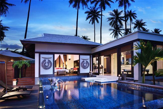 DENİZLERİN ÖTESİNDE  Anantara Resort & Spa (Khao Lak, Tayland), Four Seasons (Langkawi, Malezya)