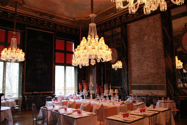 Cristal Room Baccarat (Paris), Rio Grande Restaurante (Seville)