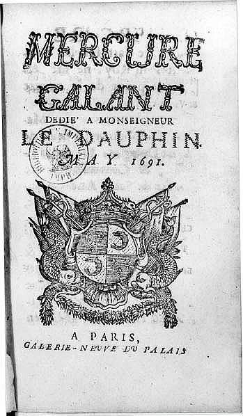 3. Dünyanın ilk moda dergisi, 1678 yılında Fransa'da erkeklere yönelik olarak basılmıştır.  Kadınlara yönelik ilk moda dergisi ise bundan ancak 10 yıl kadar sonra çıkmıştır.